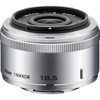 Nikon 1 Nikkor 18.5mm f/1.8 Lens for CX Format