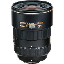 Nikon 17-55mm f/2.8G If Ed AF-S Dx  Zoom
