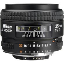 Nikon 35mm f/2.0D AF - Nikkor