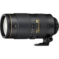 Nikon 80-400mm f/4.5 - 5.6G ED VR