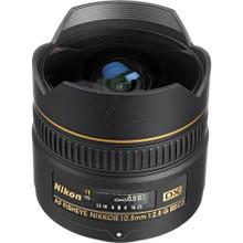Nikon DX 10.5mm f/2.8G AF Fisheye - Nikkor
