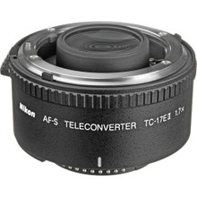 Nikon TC-17E II (1.7X) Teleconverter AF-S