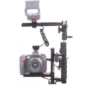 Dot Line Rps Studio Ttl Digital Flash Bracket For Nikon D80