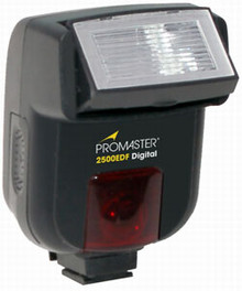 Promaster 2500 EDF Flash For Olympus / Panasonic Cameras