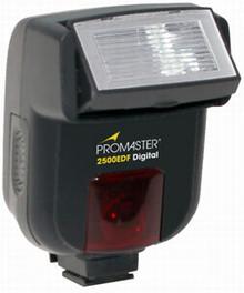 Promaster 2500 EDF Flash For Olympus / Panasonic Cameras