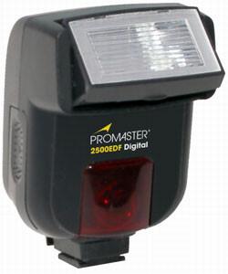 Promaster 2500 EDF Flash For Canon Cameras