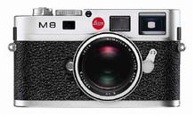 Leica M8.2 Silver RangeFinder Camera