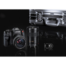 Leica S Edition 100 Medium Format DSLR Camera with 30mm and 70mm Lenses Kit