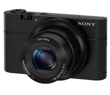 Sony Cyber-shot Digital Camera RX100