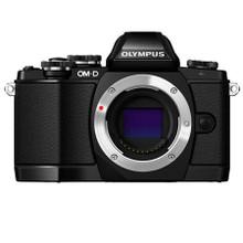 Olympus OM-D E-M10 Mirrorless Micro Four Thirds Digital Camera (Body Only)