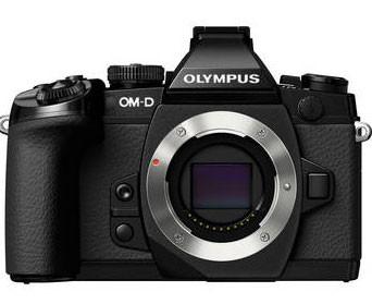 Olympus OM-D E-M1 DSLR Camera (Body Only)