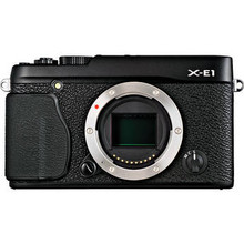 Fujifilm X-E1 Digital Camera (Body Only)