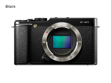 Fujifilm X-M1 Mirrorless Digital Camera (Body Only)