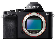 Sony Alpha A7 Digital Camera (Body Only)