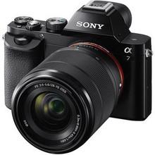 Sony Alpha a7 Mirrorless Digital Camera with FE 28-70mm f/3.5-5.6 OSS Lens