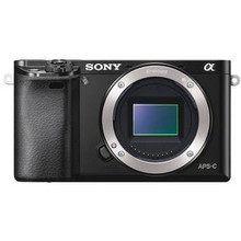 Sony Alpha A6000 Mirrorless Digital Camera (Body Only)