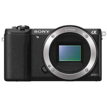 Sony Alpha a5100 Mirrorless Digital Camera (Body Only)