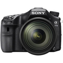 Sony A77II DSLR Camera with 16-50mm Lens
