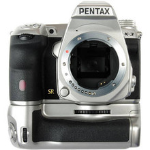 Pentax K-3 Premium Silver Edition DSLR Camera (Body Only)