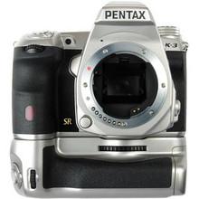 Pentax K-3 Premium Silver Edition DSLR Camera (Body Only)