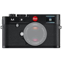Leica M Digital Rangefinder Camera (Body Only) (Black)