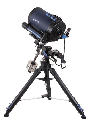 "Meade LX850 with StarLock 14"" f/8 ACF Telescope"