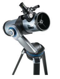 Meade StarNavigator 114mm Reflector Telescope with AudioStar
