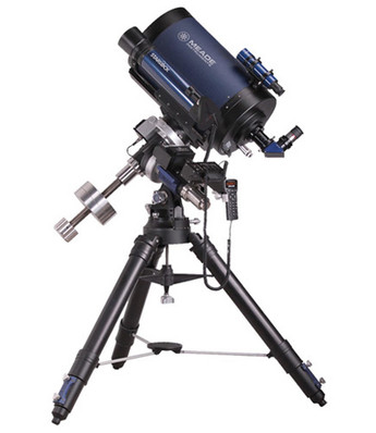 Meade LX800 German Mount With Starlock