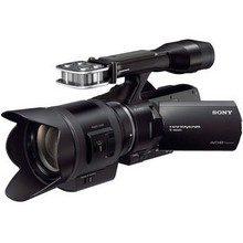 Sony NEX-VG30 Camcorder with 18-200mm f/3.5-6.3 Power Zoom Lens
