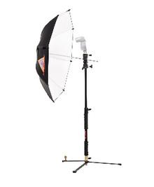 Photoflex ShoeMountSpeedLight Umbrella Kit