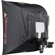 "Photoflex LiteDome Kit 1 For Shoe Mount Flashes - X-Small (12""x16"")"