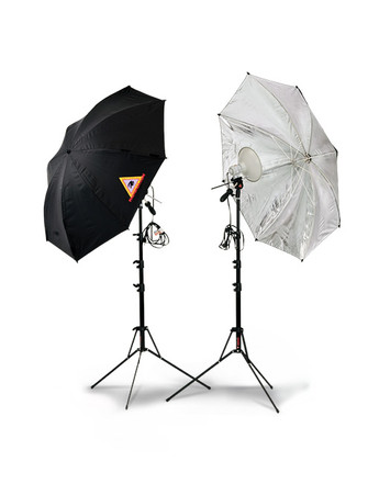 Photoflex First Studio Two Light Portrait Kit