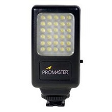 Promaster LED30 Camera/Camcorder Light