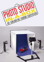 RPS Photo Studio In-A-Box