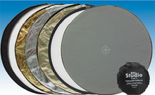 "RPS 42"" 7-In-1 Folding Reflector"