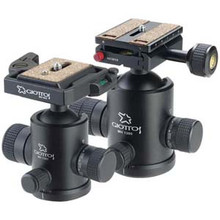 Giottos Mh-1301 Pro Series II Medium Socket & Ball Head With Mh-656 Quick Release System
