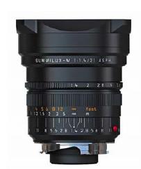 Leica 21mm/ F1.4 Asph Lens
