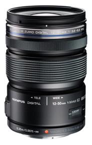 Olympus M.ZUIKO DIGITAL ED 12-50mm F3.5-6.3 EZ Lens