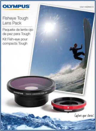 Olympus Fisheye Tough Lens Pack