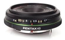 Pentax SMC P-DA 40mm F2.8 Limited