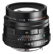 Pentax SMC P-FA 77mm F1.8 Limited