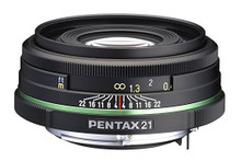 Pentax DA 21mm Limited Edition