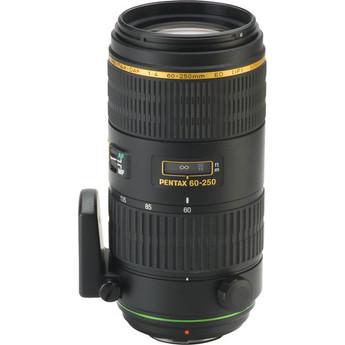 PENTAX SMC DA 60-250mm f/4IF SDM Lens