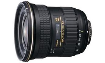Tokina AT-X 17-35mm F4 FX For Full Frame Cameras