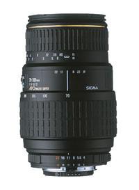 Sigma 70-300mm F4-5.6 Dl-M DG
