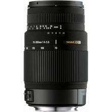 Sigma 70-300mm F4-5.6 DG APO-M