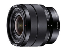 Sony 10-18mm f/4 Wide-Angle Zoom Lens
