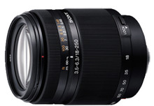 Sony (Alpha) DT 18-250mm F3.5-6.3 Lens