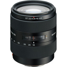 Sony (Alpha) DT 16-105mm F3.5-5.6 Lens