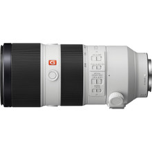 Sony 70-200mm F2.8 G OSS Lens